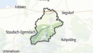 地图 / Bergen