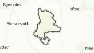Mapa / Tann