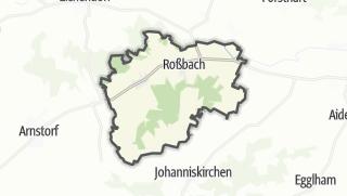 Mapa / Rossbach