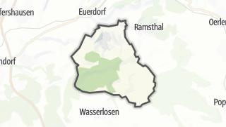Carte / Sulzthal