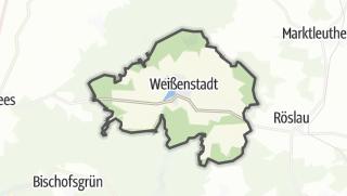 מפה / Weißenstadt