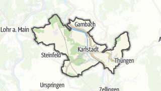 Cartina / Carlstadt