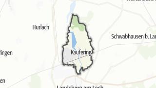 Mapa / Kaufering