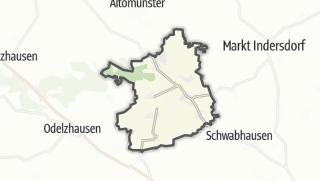 Mapa / Erdweg
