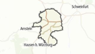 Cartina / Werneck
