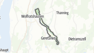 Carte / Bad Toelz-Wolfratshausen