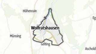 Map / Wolfratshausen