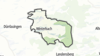 Cartina / Winterbach