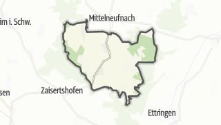 Map / Markt Wald