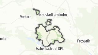 Cartina / Speinshart