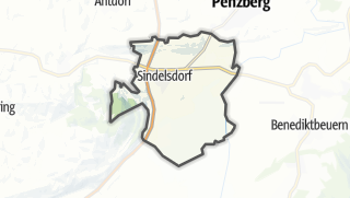 Map / Sindelsdorf