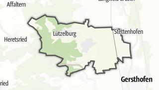 Karte / Gablingen