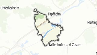 Mapa / Schwenningen