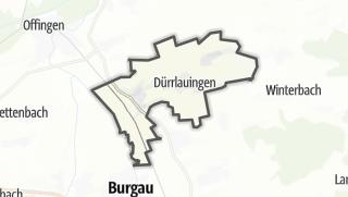 Cartina / Dürrlauingen