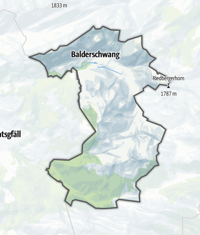 Map / Balderschwang