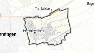 Map / Memmingerberg