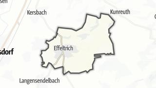 Cartina / Effeltrich