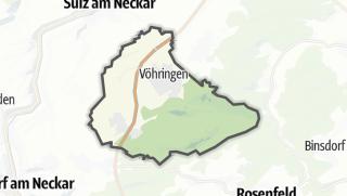 Cartina / Vöhringen