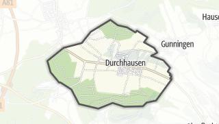 Mapa / Durchhausen