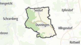 Cartina / Dunningen