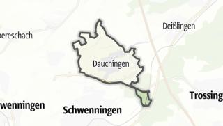 Karte / Dauchingen