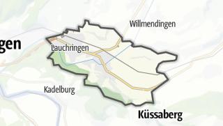 Mapa / Lauchringen