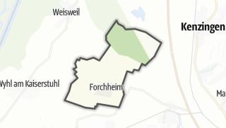 Cartina / Forchheim