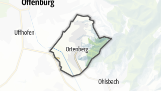 Karte / Ortenberg