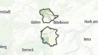 Karte / Schopfloch
