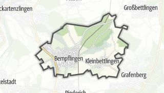 Cartina / Bempflingen