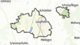 Karte / Laupheim