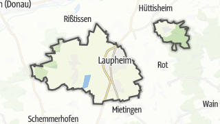 Cartina / Laupheim