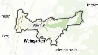 Cartina / Baienfurt