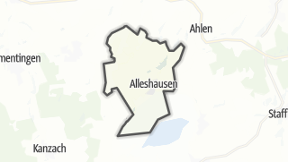 Cartina / Alleshausen