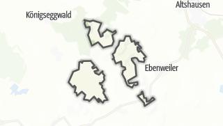 Karte / Guggenhausen