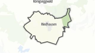 Karte / Riedhausen