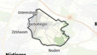 Cartina / Oberboihingen