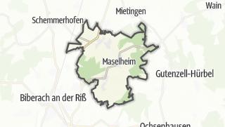 Karte / Maselheim