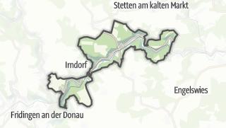Mapa / Beuron