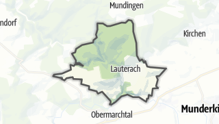 Cartina / Lauterach