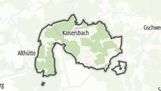 מפה / Kaisersbach