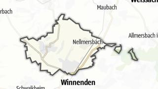 מפה / Leutenbach