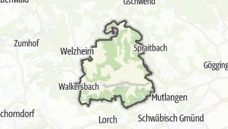 מפה / Alfdorf