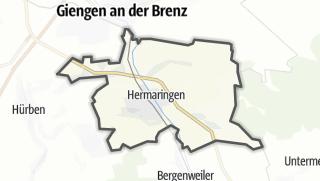 Cartina / Hermaringen