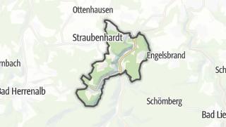 Cartina / Neuenbürg