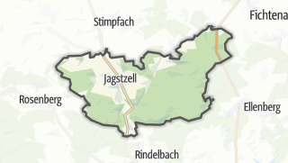 Mapa / Jagstzell