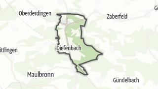Cartina / Sternenfels