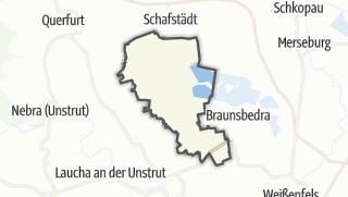Carte / Muecheln (Geiseltal)