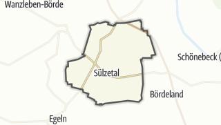 地图 / Sülzetal