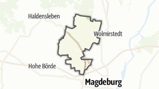 地图 / Niedere Börde